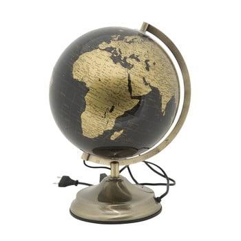 Veioză Mauro Ferretti Globe Bronze, ø25cm, formă glob poza bonami.ro