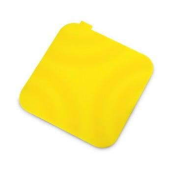 Suport din silicon pentru oală fierbinte Vialli Design, galben bonami.ro