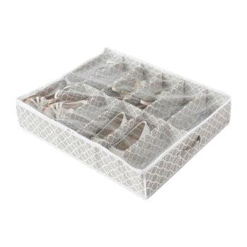 Cutie depozitare pentru încălțăminte Compactor, lungime 76 cm, bej poza bonami.ro