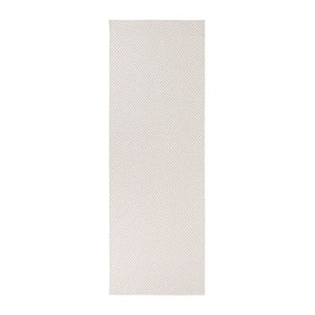Covor potrivit pentru exterior Narma Diby, 70 x 350 cm, crem