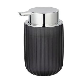 Dozator săpun Wenko Agropoli Frost, 250ml, gri bonami.ro