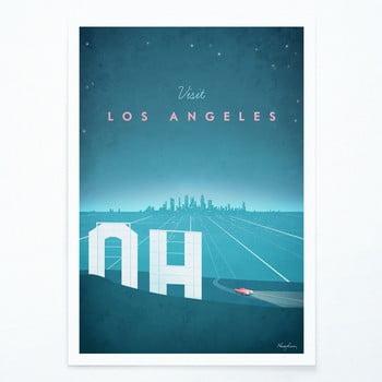 Poster Travelposter Los Angeles, A3 bonami.ro