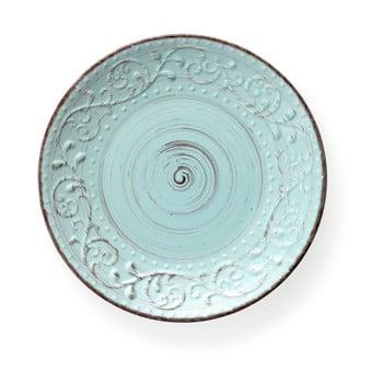 Farfurie din ceramică Brandani Serendipity, ⌀ 27,5 cm, turcoaz poza bonami.ro