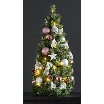 Brăduț cu LED Best Season Noel, înălțime 65 cm bonami.ro