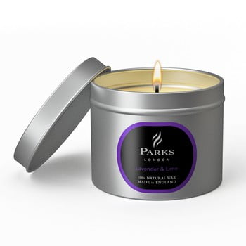 Lumânare parfumată Parks Candles London, aromă levănțică și limetă, durată ardere 25 de ore bonami.ro