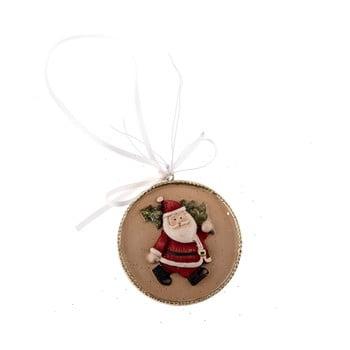 Decorațiune suspendată cu motive Crăciun Dakls, 5,5 cm x 5,5 cm bonami.ro