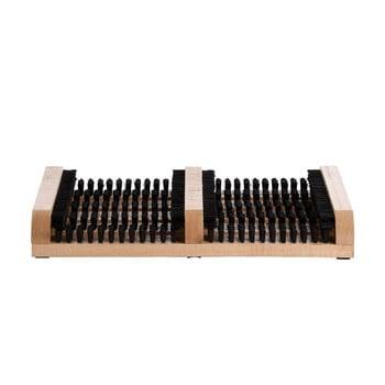 Curățător din lemn pentru pantofi Esschert Design Duo, 36 x 26,4 cm poza bonami.ro