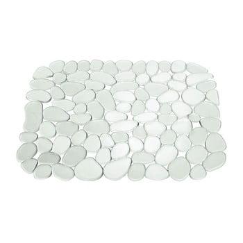 Protecție antiderapantă pentru chiuvetă iDesign Pebblz, 27,5 x 31,5 cm bonami.ro