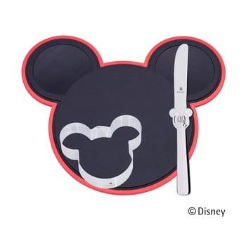 Set din 3 piese creative pentru masă pentru copii WMF Cromargan® Mickey Mouse bonami.ro