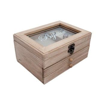 Casetă bijuterii din lemn Antic Line Jewelry bonami.ro