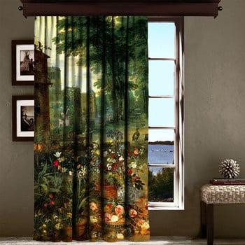 Draperie Curtain Mertie, 140 x 260 cm poza bonami.ro