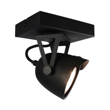 Aplică LABEL51 Spot Moto Cap Uno, negru poza bonami.ro