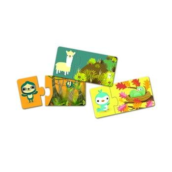 """Puzzle pentru copii Djeco """" Găsește-mă"""" poza bonami.ro"""