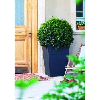 Ghiveci de grădină Keter Kind, înălțime 73 cm, gri bonami.ro