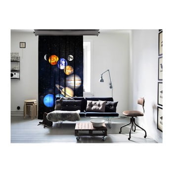 Draperie Curtain Kahnia, 140 x 260 cm poza bonami.ro
