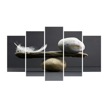 Tablou din mai multe piese Insigne Joren, 102 x 60 cm bonami.ro