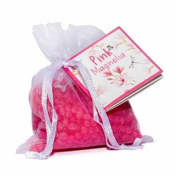 Săculeț parfumat din organza cu aromă de magnolie roz Ego dekor Frutos bonami.ro