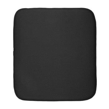 Suport veselă iDesign iDry, 45,7 x 40,6 cm, negru poza bonami.ro