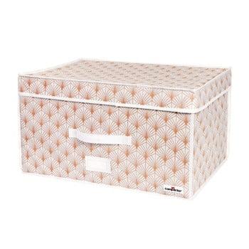 Cutie de depozitare cu vid pentru haine Compactor Signature Blush, 150 l bonami.ro