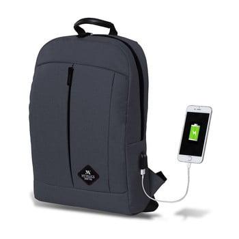 Rucsac cu port USB My Valice GALAXY Smart Bag, antracit bonami.ro