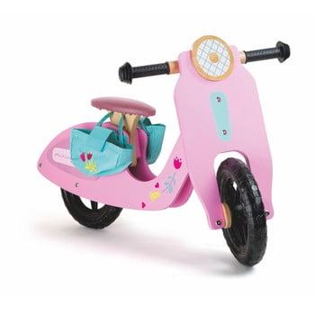 Scuter din lemn pentru copii Legler Speedster imagine