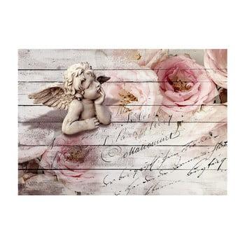 Tapet în format mare Bimago Angel And Calm, 350 x 245 cm poza bonami.ro