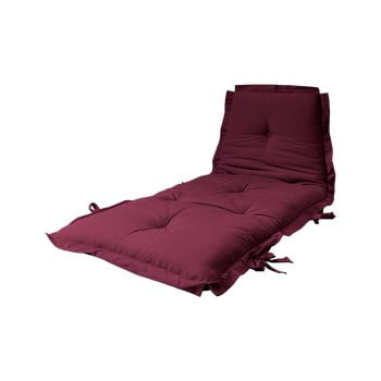 Futon/pat pentru oaspeți Karup Design Sit&Sleep Bordeaux poza bonami.ro