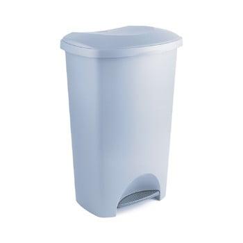 Coș de gunoi din plastic reciclat Addis Eco Range, 50 l, gri bonami.ro