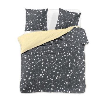 Lenjerie de pat din bumbac satinat DecoKing Dandellion, 200 x 220 cm bonami.ro