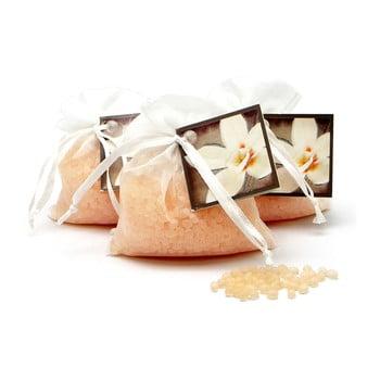 Săculeț parfumat din organza cu aromă de flori de vanilie Ego dekor poza bonami.ro