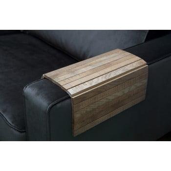 Cotieră flexibilă pentru canapea WOOOD, maro bonami.ro