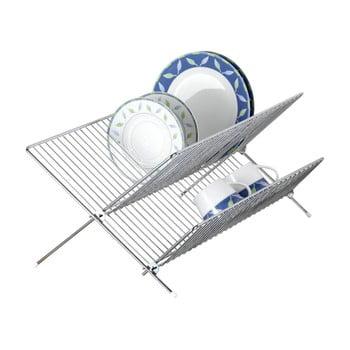 Scurgător metalic pentru vase Wenko Duo bonami.ro