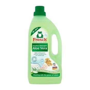Detergent tip gel pentru rufe delicate Frosch, 1,5l(22 spălări) bonami.ro