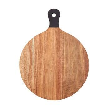 Tocător din lemn de salcâm Premier Housewares, 42 x 32 cm poza bonami.ro