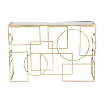 Măsuță cu structură din fier Mauro Ferretti Maiette, 120 x 41 cm imagine
