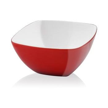 Bol pentru salată Vialli Design, 14 cm, roșu bonami.ro