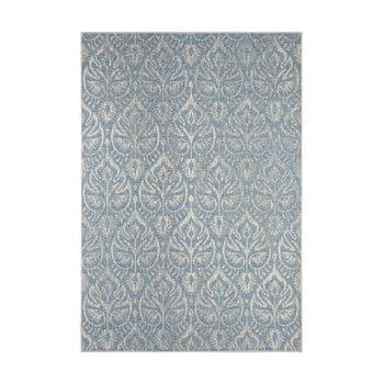 Covor de exterior Bougari Choy, 200 x 290 cm, gri - albastru imagine