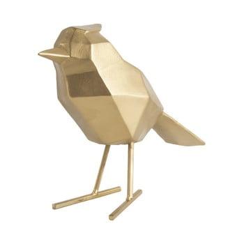 Statuetă PT LIVING Bird Large, auriu bonami.ro