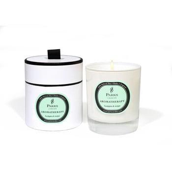 Lumânare parfumată Parks Candles London Aromatherapy, aromă de eucalipt și ienupăr, durată ardere 50 ore bonami.ro