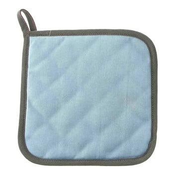 Mănușă din bumbac pentru bucătărie Tiseco Home Studio Abe,20x20cm, albastru bonami.ro
