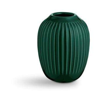 Vază din ceramică Kähler Design Hammershoi,înălțime 10 cm, verde poza bonami.ro