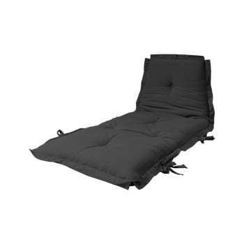Futon/pat pentru oaspeți Karup Design Sit&Sleep Dark Grey poza bonami.ro