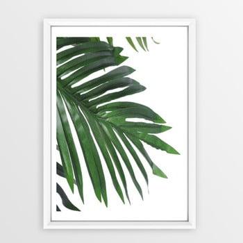 Poster cu ramă Piacenza Art Palm, 30 x 20 cm poza bonami.ro