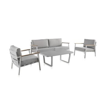 Set mobilier de grădină cu masă Geese Michelle bonami.ro