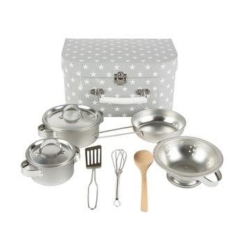 Set de bucătărie pentru copii Sass & Belle, gri bonami.ro