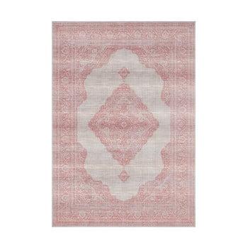 Covor Nouristan Carme, 200 x 290 cm, roșu deschis imagine