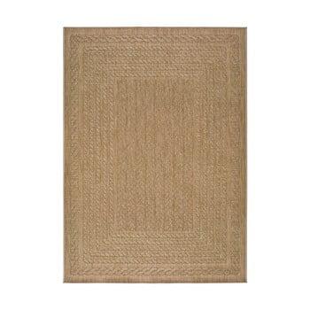 Covor pentru exterior Universal Jaipur Berro, 160 x 230 cm, bej imagine