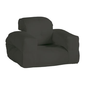 Fotoliu extensibil potrivit pentru exterior Karup Design Design OUT™ Hippo Dark Grey, gri închis bonami.ro
