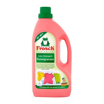 Detergent tip gel cu aromă de rodie pentru rufe colorate 1,5l(22 spălări) bonami.ro