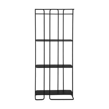 Raft La Forma Calen 72 x 167 cm, negru bonami.ro